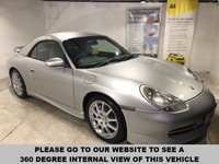 USED 1999 T PORSCHE 911 3.4 CARRERA 4 2d 300 BHP In-depth service history and numerous receipts, Contrasting leather upholstery, Heated front seats, Hard and Soft top option