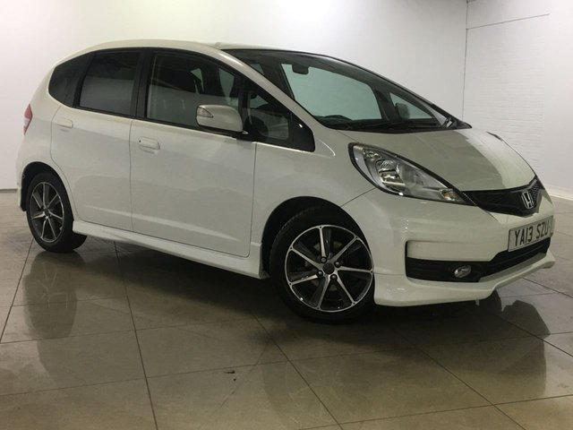 View our 2013 13 HONDA JAZZ 1.3 I-VTEC SI 5d 99 BHP