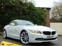 USED 2011 61 BMW Z4 2.5 Z4 SDRIVE23I HIGHLINE EDITION 2d  * 128 POINT AA INSPECTED *