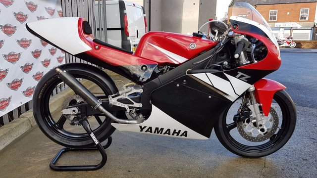 View our YAMAHA TZ125