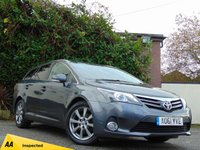 USED 2012 TOYOTA AVENSIS 2.0 T4 D-4D 5d  * 128 POINT AA INSPECTED *