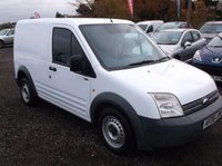 2008 FORD TRANSIT CONNECT 1.8 T200 SWB 75 TDCI 1d 74 BHP £3000.00