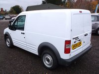 USED 2008 08 FORD TRANSIT CONNECT 1.8 T200 SWB 75 TDCI 1d 74 BHP Drives superbly, Stunning example, Great fuel economy, Call us today, NO VAT !!!!!