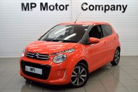 USED 2014 64 CITROEN C1 1.0 FLAIR AIRDREAM ETG 5d AUTO 68 BHP