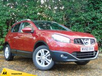 USED 2010 60 NISSAN QASHQAI 1.6 N-TEC 5d 113 BHP * 128 POINT AA INSPECTED *