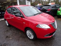 USED 2013 63 CHRYSLER YPSILON 1.2 SE 5d 69 BHP Full Service History + Just Serviced by ourselves, One Lady Owner from new, MOT until December 2018 (no advisories), Great on fuel economy! Only £30 Road Tax!