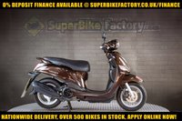 USED 2015 64 YAMAHA DELIGHT 115cc XC S  GOOD BAD CREDIT ACCEPTED, NATIONWIDE DELIVERY,APPLY NOW