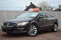 2010 VOLKSWAGEN PASSAT 2.0 CC GT TDI 4d 170 BHP £6999.00