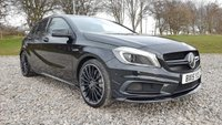 2015 MERCEDES-BENZ A CLASS 2.0 A45 AMG 4MATIC 5d AUTO 360 BHP £26995.00