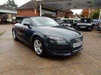 USED 2009 09 AUDI TT 2.0 TFSI 2d 200 BHP FULL HISTORY,TWO KEYS,AIR CON,UNMARKED ALLOYS