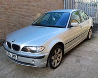 2004 BMW 3 SERIES 2.0 318D SE 4d 114 BHP £SOLD