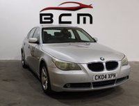 2004 BMW 5 SERIES 2.2 520I SE 4d 168 BHP £2500.00