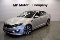 USED 2013 63 KIA OPTIMA 1.7 2 LUXE CRDI 4d 134 BHP