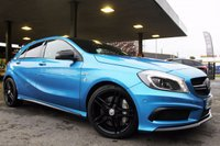 USED 2014 64 MERCEDES-BENZ A CLASS 2.0 A45 AMG 4MATIC 5d 360 BHP