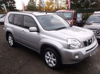 2007 NISSAN X-TRAIL 2.0 SPORT EXPEDITION DCI 5d 171 BHP £5750.00