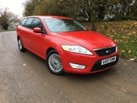 2008 FORD MONDEO 2.0 ZETEC TDCI 5d 140 BHP PLEASE CALL TO VIEW PX TO CLEAR £2250.00