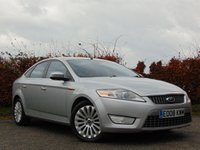 USED 2008 08 FORD MONDEO 1.8 TITANIUM X TDCI 5d 12 MONTHS FREE AA MEMBERSHIP