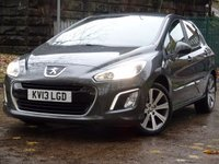USED 2013 13 PEUGEOT 308 1.6 E-HDI ACTIVE 5d 112 BHP