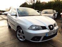 2007 SEAT IBIZA 1.4 SPORT 16V 3d 85 BHP £2295.00