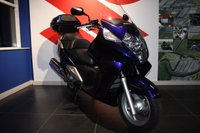 USED 2012 12 HONDA FJS 600 SILVERWING  A-7 BLUEISH/PURPLE