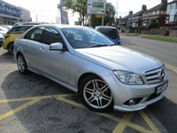USED 2009 09 MERCEDES-BENZ C-CLASS 2.1 C220 CDI SPORT 4d AUTO 168 BHP Fabulous Specification & Overall Great Condition