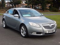 2011 VAUXHALL INSIGNIA 2.0 SRI CDTI 5d AUTO 158 BHP £5995.00