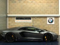 USED 2012 62 LAMBORGHINI AVENTADOR 6.5 V12 LP 700-4 Coupe 2dr Petrol Automatic 4WD (370 g/km, 700 bhp) +FULL SERVICE+WARRANTY+FINANCE