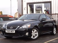 2009 LEXUS IS 2.2 220D SE 4d 175 BHP £5995.00