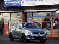 USED 2017 66 SUZUKI SWIFT 1.2 SZ-L 3dr *Sat Nav* *ONLY 9.9% APR with FREE Servicing*