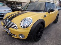 2008 MINI HATCH ONE}