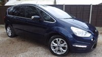 USED 2012 12 FORD S-MAX 2.2 TITANIUM TDCI 5dr AUTO Great Spec, 6 Month Warranty