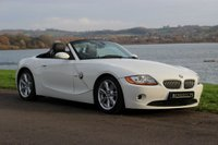 2004 BMW Z4 3.0i Sport Roadster 2dr Convertible Petrol Automatic £SOLD