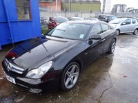 2010 MERCEDES-BENZ CLS CLASS 3.0 CLS350 CDI GRAND EDITION 4d AUTO 272 BHP £9495.00