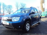 USED 2013 13 DACIA DUSTER 1.5 AMBIANCE DCI 5d 107BHP CHROME SIDE STEPS+PAS+ELECTRICS+CD+