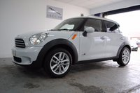 2011 MINI COUNTRYMAN COOPER D ALL4 5d 1.6cc £8495.00