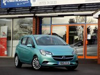 USED 2015 15 VAUXHALL CORSA 1.4 SE 5dr AUTO 89 BHP *ONLY 9.9% APR with FREE Servicing*