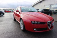 USED 2009 59 ALFA ROMEO 159 2.0 JTDM 16V ELEGANTE 4d 170 BHP LOW DEPOSIT OR NO DEPOSIT FINANCE AVAILABLE.