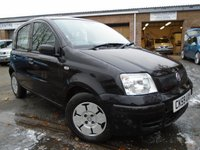 USED 2009 59 FIAT PANDA 1.1 ACTIVE ECO 5d 54 BHP 2 OWNER+CHEAP TO RUN + INSURE