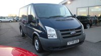 USED 2010 59 FORD TRANSIT 2.2 260 LR 1d 115 BHP LOW DEPOSIT OR NO DEPOSIT FINANCE AVAILABLE.