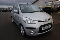 USED 2010 10 HYUNDAI I10 1.2 STYLE 5d 77 BHP LOW DEPOSIT OR NO DEPOSIT FINANCE AVAILABLE.