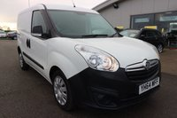 USED 2014 64 VAUXHALL COMBO 1.2 2300 L1H1 CDTI 1d 90 BHP LOW DEPOSIT OR NO DEPOSIT FINANCE AVAILABLE.