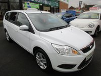 USED 2011 60 FORD FOCUS 1.6 STYLE TDCI 5d 90 BHP DIESEL ESTATE...LOW MILEAGE..JUST ARRIVED