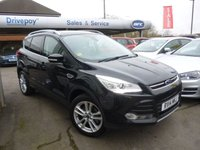 USED 2014 14 FORD KUGA 2.0 TITANIUM X TDCI 5d 160 BHP PLEASE CALL TODAY FOR TEST DRIVE ALL CARS AA INSPECTED