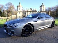 2015 BMW 6 SERIES 3.0 640D M SPORT GRAN COUPE 4d AUTO 309 BHP £25990.00
