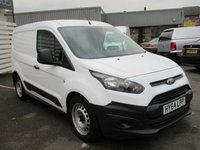 USED 2014 64 FORD TRANSIT CONNECT 1.6 200 P/V 1d 95 BHP