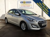 USED 2014 14 HYUNDAI I30 1.6 ACTIVE BLUE DRIVE CRDI 5d 109 BHP Full Hyundai History Free Tax 0% Deposit Finance Available