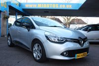 2015 RENAULT CLIO 1.5 DYNAMIQUE MEDIANAV ENERGY DCI S/S 5dr 90 BHP £5595.00