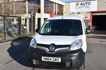 2014 RENAULT KANGOO 1.5 ML19 DCI 5d 75 BHP MWB PHASE 2 ECO 2 ECO START STOP DIESEL PANEL MANUAL VAN £5790.00