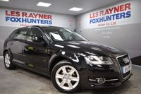 USED 2011 61 AUDI A3 1.6 TDI SE 5d 103 BHP Low rate road tax, Air conditioning, Isofix, Great MPG