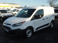 2016 FORD TRANSIT CONNECT 1.5 200 P/V 1d 74 BHP SERVICE HISTORY £SOLD